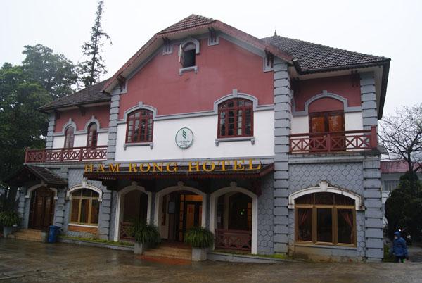 HOTEL HAM RONG SAPA VIETNAM HOTEL HAM RONG SAPA VIETNAMini letaknya dekat dengan gunung Ham Rong dan pusat kota. Pada waktu saya ke sana, udara di sekitarnya sangat dingin tetapi […]